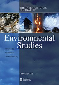 international_journal_of_environmental_studies